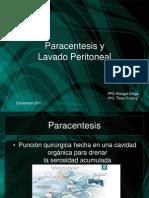 paracentesisylavadoperitoneal2-120212200150-phpapp01