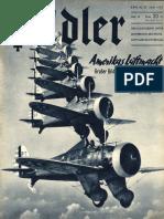 Der Adler 1939 No 10