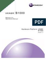 En iAN8K B1000 Operation Guide R3.2 V1