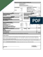 Formato Para Liquidar Contrato de Trabajo a Termino Fijo