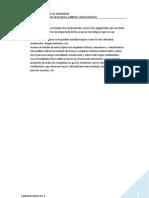 2do Informe de Laboratorio de Fisica I - 1er Ciclo