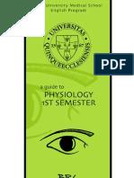 BRY's Physiology 1st Semester