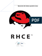 Operador Red Hat Fedora v24
