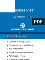 CFO Investors Meet Nov 2011