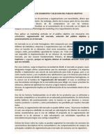 Identificacion de Segmentos y Seleccion Del Publico Objetivo