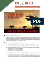 Salesninja Hunter Public