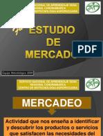 PRESENTACION MERCADEO
