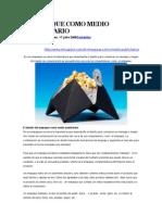EL EMPAQUE COMO MEDIO PUBLICITARIO
