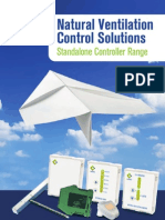 Natural Ventilation Controls Brochure