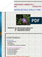 Fundamentos de Ambiental I