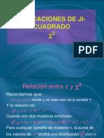 APLICACIONES DE CHI CUADRADA.ppt
