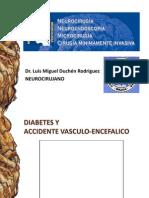 Diabetes y AVE