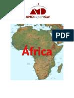 Catalogo africa - sem preços