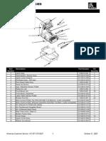 Tlp 2844 Parts Catalog