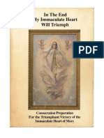 33 Day Immaculate Heart Consecration