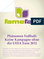 Social Media zur Fussballeuropameisterschaft