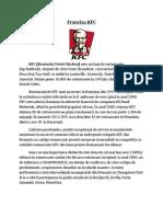 Franciza KFC