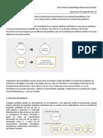 Bruno Munari metodologia del proceso de diseño completa
