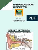 Audiometer Plb