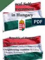 Le Systeme Local en Hongrie en Anglais