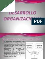 Desarrollo Organizacional y Teoria de La Cntingencia