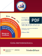 Guia Metodologica Gobernabilidad Imf