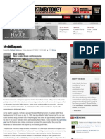 Memo to the CIA - Share Your Secrets - Two Days After the Fall of Srebrenica - Dobbs-Foreignpolicy-com