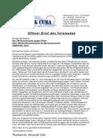 Offenes Brief an UNHCR 2012-04