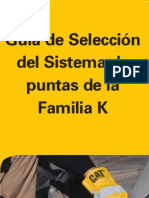CAT - Seleccion Puntas Sistema k