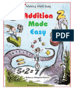 Addition Made Easy (Making Math Easy)