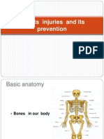 Sports Injuries and Its Prevention