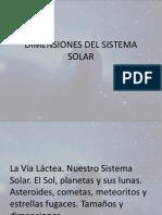 Dimensiones Del Sistema Solar[1]