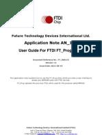 An 124 User Guide for Ft Prog