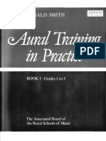 Aural Training in Practice 1-3
