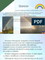 Prisma Optica Dispersia Lectiepentruliceu