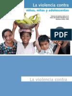 206 Unicef Violencia Contra Ninos Lac
