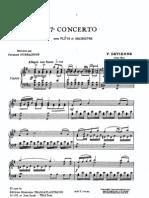 Devienne - Concert for Flute nº7 - piano part.pdf