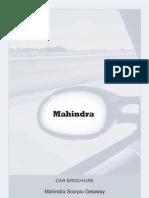 Mahindra Scorpio 323