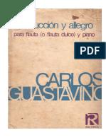 Guastavino_intro y Allegro