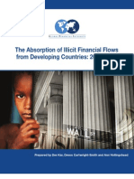 The Absorption of Illicit Financial Flows from Developing Countries