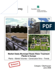 Studie Waste Water Treatment
