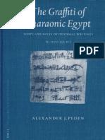 72651466 the Graffiti of Pharaonic Egypt