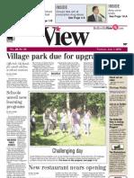 Belleville View front page June 7