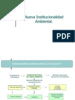 Nueva Institucionalidad 2011