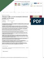 06-06-2012 Moreno Valle_ Se Vive Escenario Electoral Similar Al de 2006 - Pueblaonline.com.Mx