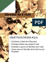 Aula 4 - Servidor - E-Mail