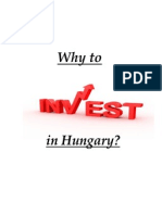 Why to Invest in Hungary