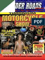Thunder Roads Virginia Magazine - January '09
