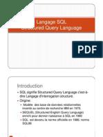 Copie de Langage SQL