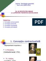 6. Principalele Orientari in Sociologie I